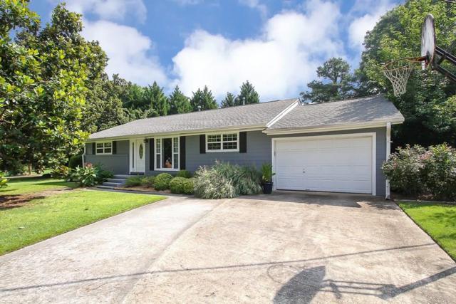 309 Hip Pocket Road, Peachtree City, GA 30269 (MLS #6086600) :: RE/MAX Paramount Properties
