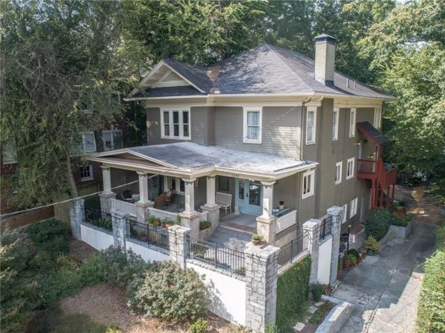 1298 Piedmont Avenue NE, Atlanta, GA 30309 (MLS #6086667) :: Five Doors Roswell | Five Doors Network