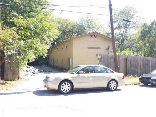 551 Lindsey Street NW, Atlanta, GA 30314 (MLS #6086712) :: Keller Williams Realty Cityside