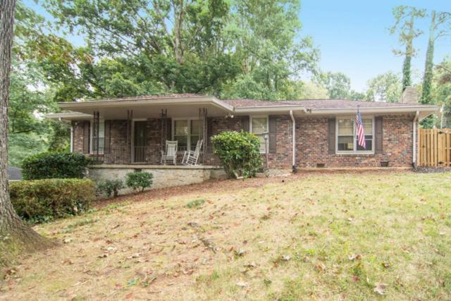 4447 Locksley Road, Tucker, GA 30084 (MLS #6086760) :: RE/MAX Paramount Properties