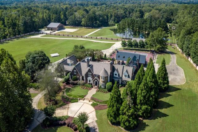 171 County Line Road, Fayetteville, GA 30215 (MLS #6086871) :: The Russell Group