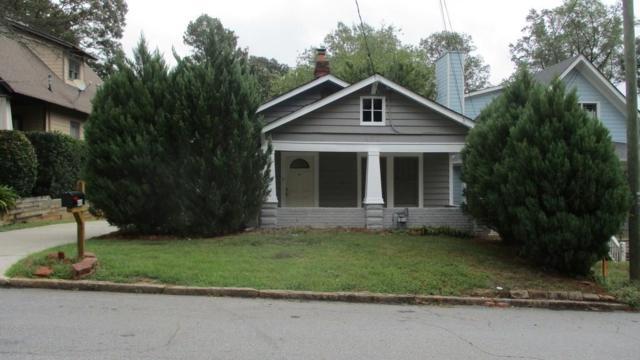 460 Monument Avenue SE, Atlanta, GA 30316 (MLS #6087054) :: North Atlanta Home Team