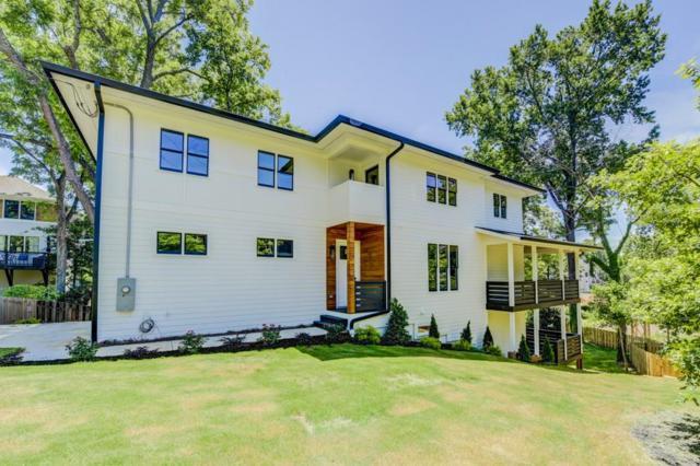 2137 College Avenue NE, Atlanta, GA 30317 (MLS #6087075) :: RE/MAX Prestige