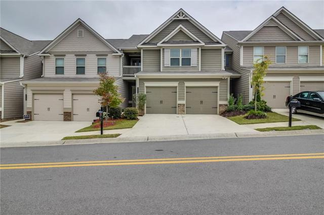 3528 Village Enclave Lane #117, Cumming, GA 30040 (MLS #6087111) :: The North Georgia Group