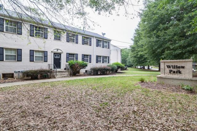 1182 Church Street #4, Decatur, GA 30030 (MLS #6087320) :: Keller Williams Realty Cityside