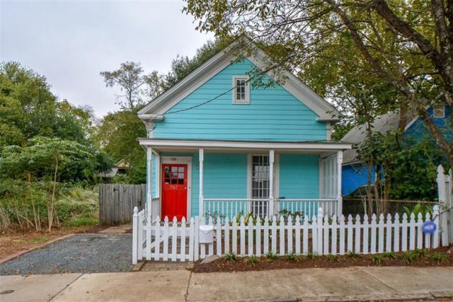 730 Gaskill Street SE, Atlanta, GA 30316 (MLS #6087363) :: Keller Williams Realty Cityside