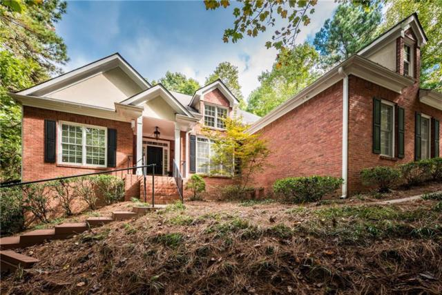 312 Thorntree Lane, Canton, GA 30115 (MLS #6087410) :: The North Georgia Group