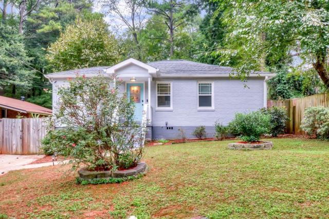 544 Daniel Avenue, Decatur, GA 30032 (MLS #6087420) :: Keller Williams Realty Cityside