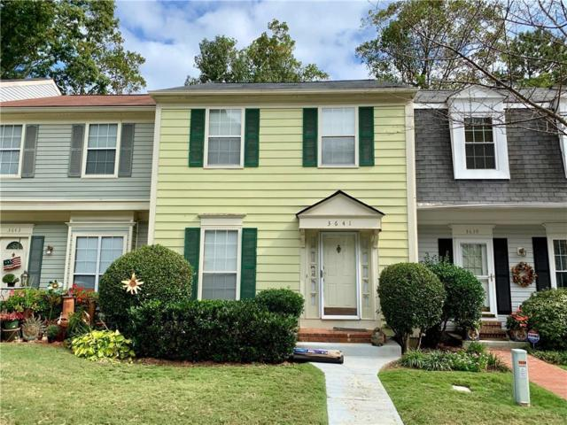 3641 Monticello Commons, Peachtree Corners, GA 30092 (MLS #6087428) :: North Atlanta Home Team