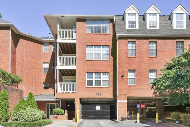 1142 N Jamestown Road #207, Decatur, GA 30033 (MLS #6087433) :: Keller Williams Realty Cityside