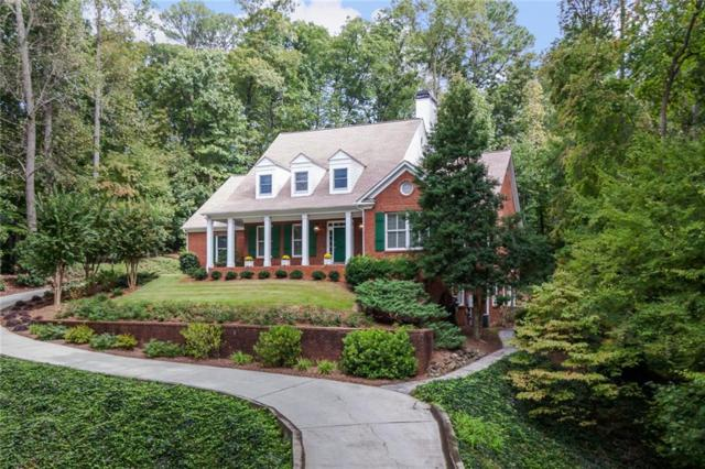 2462 Glen Oaks Court NE, Atlanta, GA 30345 (MLS #6087562) :: Rock River Realty
