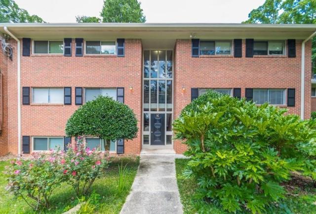 1111 Clairemont Avenue K-2, Decatur, GA 30030 (MLS #6087580) :: Ashton Taylor Realty