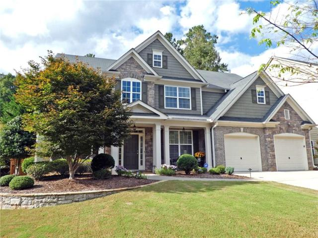 810 Whiteoak Terrace, Canton, GA 30115 (MLS #6087585) :: The North Georgia Group