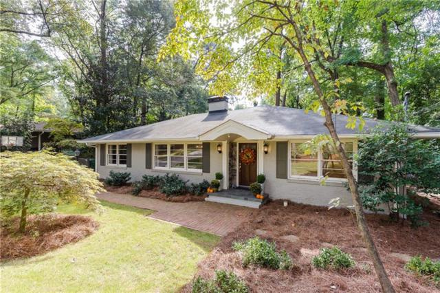 1109 Roxboro Drive NE, Atlanta, GA 30324 (MLS #6087652) :: Todd Lemoine Team