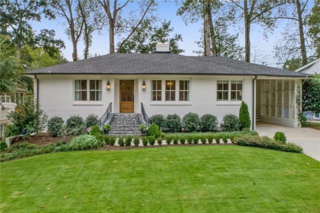 377 Meadowbrook Drive NE, Atlanta, GA 30342 (MLS #6087717) :: Kennesaw Life Real Estate