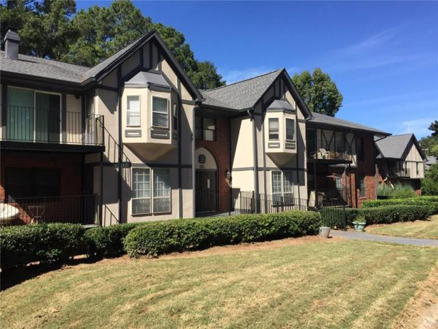 6851 Roswell Road H13, Sandy Springs, GA 30328 (MLS #6087764) :: The North Georgia Group