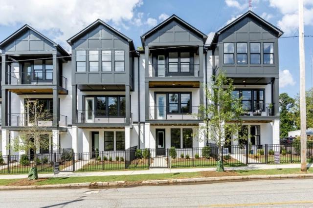 58 Rogers Street NE #2, Atlanta, GA 30317 (MLS #6087793) :: Rock River Realty