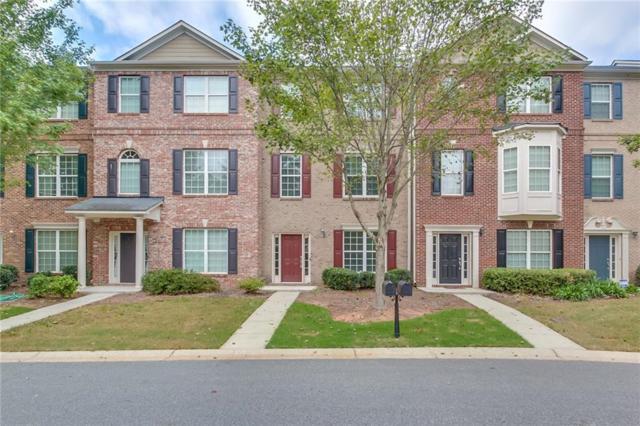605 Pecan Knoll Drive #14, Marietta, GA 30008 (MLS #6087913) :: Kennesaw Life Real Estate