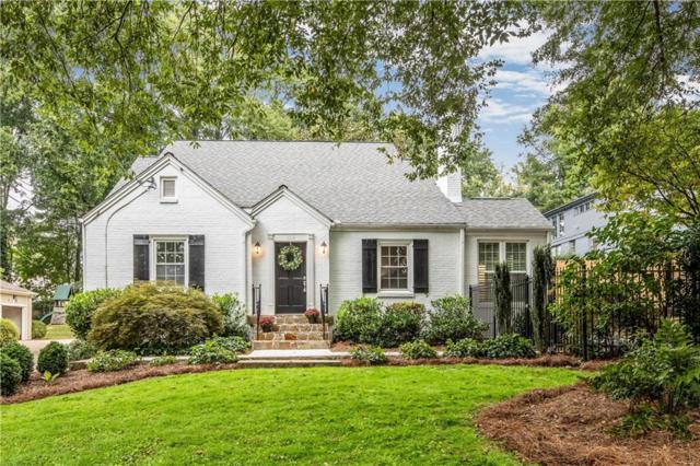 2922 N Hills Drive NE, Atlanta, GA 30305 (MLS #6087929) :: North Atlanta Home Team