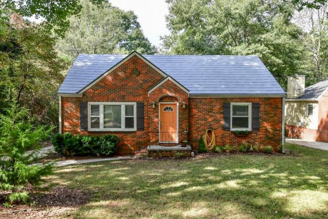 1091 Walker Drive, Decatur, GA 30030 (MLS #6087957) :: The Cowan Connection Team