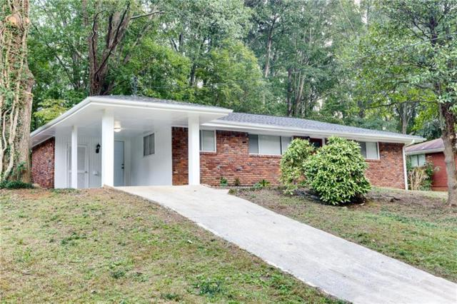 2764 Riggs Drive, East Point, GA 30344 (MLS #6088001) :: The Hinsons - Mike Hinson & Harriet Hinson