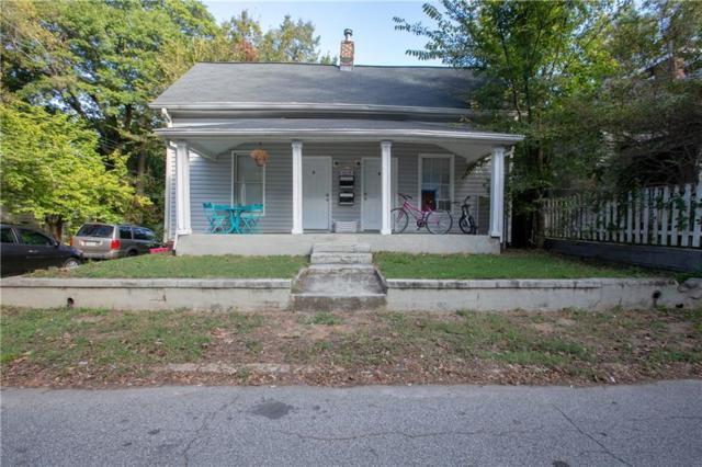 409 Richards Street NW, Atlanta, GA 30318 (MLS #6088042) :: RE/MAX Paramount Properties