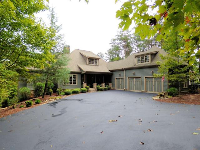 100 Water Lily, Big Canoe, GA 30143 (MLS #6088106) :: The Cowan Connection Team