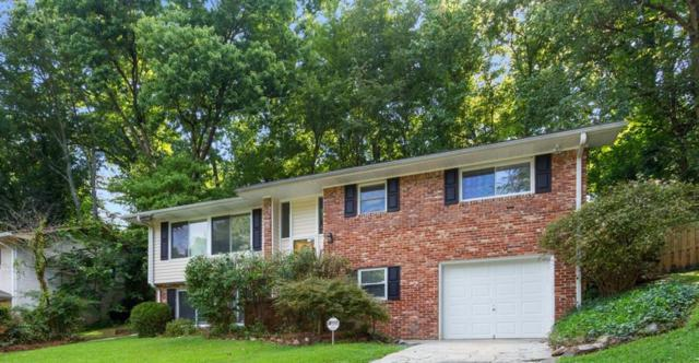2212 Capehart Circle NE, Atlanta, GA 30345 (MLS #6088133) :: Iconic Living Real Estate Professionals