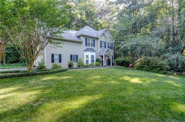 305 Spring Creek Road, Roswell, GA 30075 (MLS #6088163) :: North Atlanta Home Team