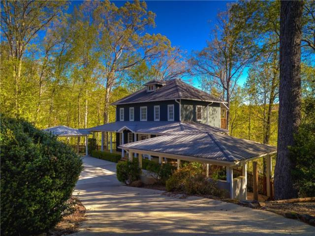 295 Fredericks Cove, Dawsonville, GA 30534 (MLS #6088275) :: North Atlanta Home Team