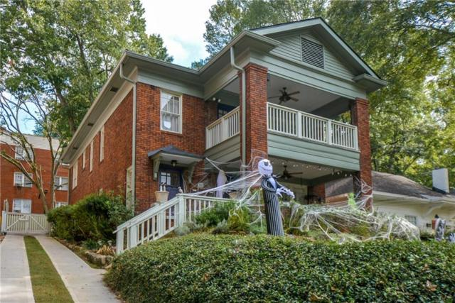915 Rosedale Road NE, Atlanta, GA 30306 (MLS #6088417) :: The Cowan Connection Team