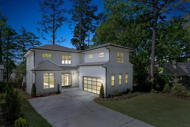 593 Pelham Road NE, Atlanta, GA 30324 (MLS #6088480) :: Todd Lemoine Team