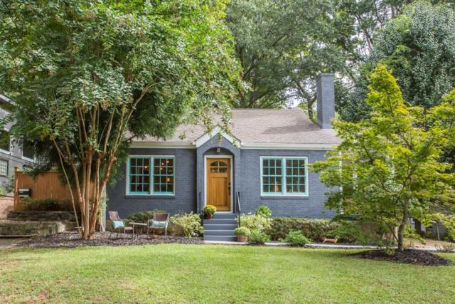 660 Gresham Avenue SE, Atlanta, GA 30316 (MLS #6088538) :: The Justin Landis Group