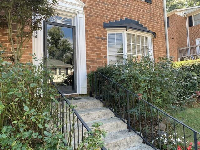 6520 Roswell Road #46, Sandy Springs, GA 30328 (MLS #6088584) :: Iconic Living Real Estate Professionals