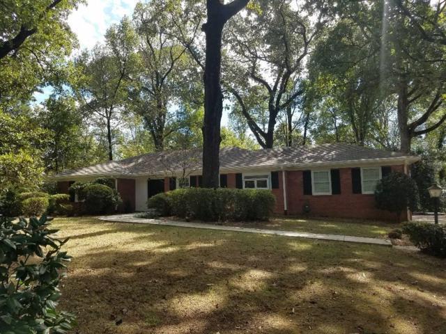 1220 Moores Mill Road, Atlanta, GA 30327 (MLS #6088620) :: North Atlanta Home Team