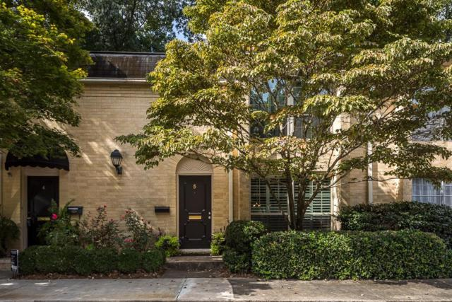 5400 Roswell Road I5, Sandy Springs, GA 30342 (MLS #6088622) :: Iconic Living Real Estate Professionals