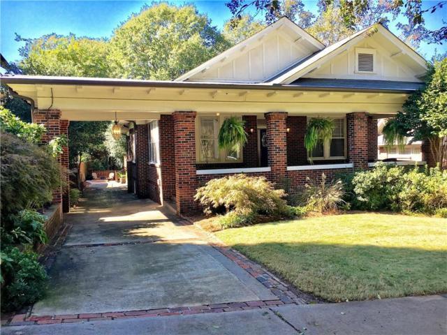 880 Rosedale Road NE, Atlanta, GA 30306 (MLS #6088688) :: RE/MAX Paramount Properties