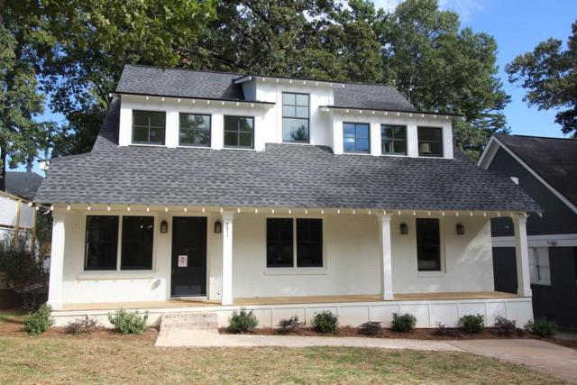 271 Mellrich Avenue NE, Atlanta, GA 30317 (MLS #6088726) :: RE/MAX Prestige