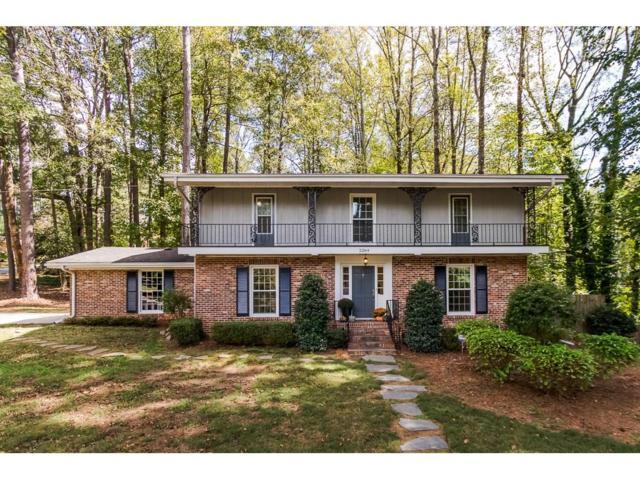 2264 Tristan Way NE, Atlanta, GA 30345 (MLS #6088792) :: RE/MAX Paramount Properties