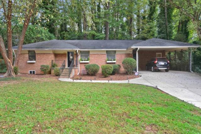 1162 Franklin Circle, Atlanta, GA 30324 (MLS #6088964) :: Rock River Realty