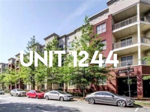 870 Mayson Turner Road NW #1244, Atlanta, GA 30314 (MLS #6088973) :: North Atlanta Home Team