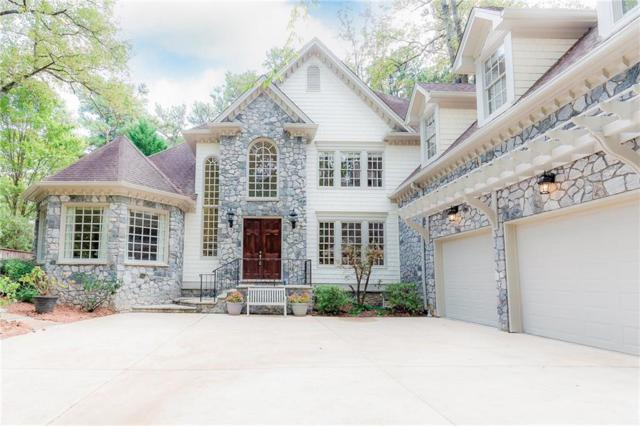 50 Tuxedo Terrace NW, Atlanta, GA 30342 (MLS #6088976) :: RE/MAX Prestige