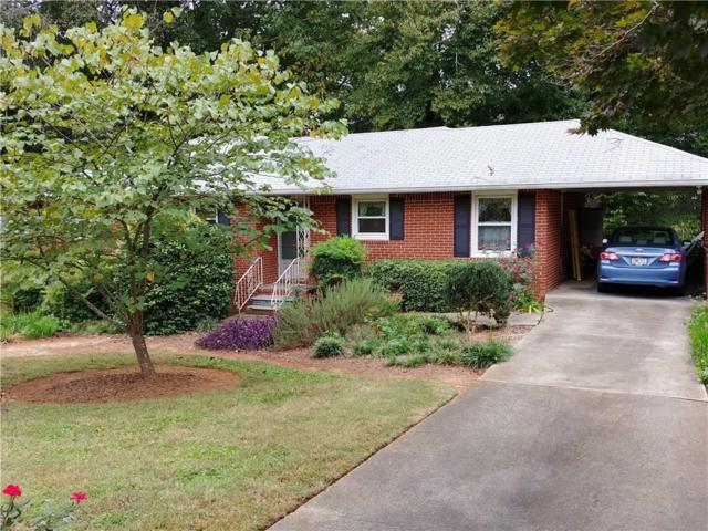 3360 Creatwood Trail SE, Smyrna, GA 30080 (MLS #6089014) :: RE/MAX Paramount Properties