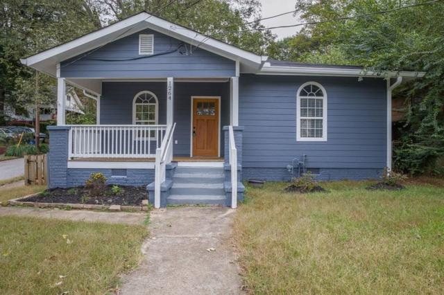 1264 Hill Street SE, Atlanta, GA 30315 (MLS #6089076) :: RE/MAX Paramount Properties