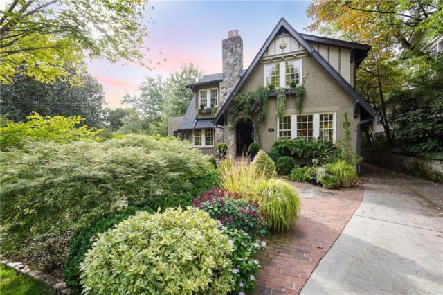 129 Palisades Road NE, Atlanta, GA 30309 (MLS #6089127) :: RE/MAX Paramount Properties