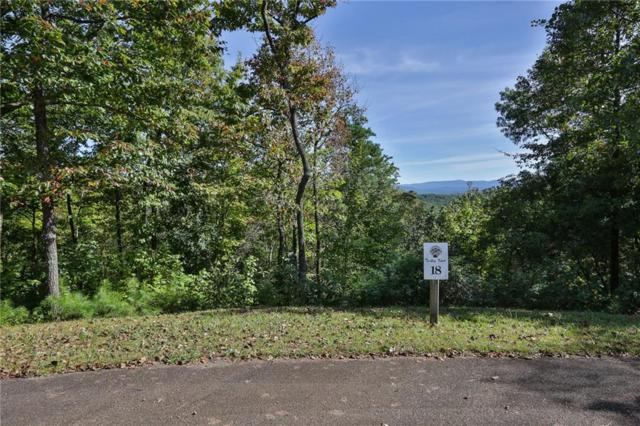 Lot18 Turkey Knob Est, Ellijay, GA 30540 (MLS #6089170) :: North Atlanta Home Team