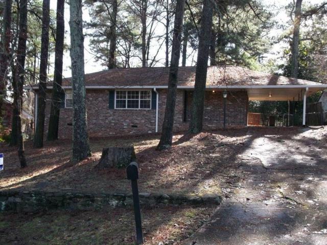 1384 Glencrest Drive, Marietta, GA 30062 (MLS #6089211) :: Kennesaw Life Real Estate