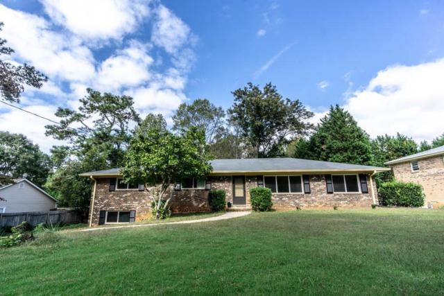 1821 Kinridge Drive, Marietta, GA 30062 (MLS #6089255) :: Kennesaw Life Real Estate
