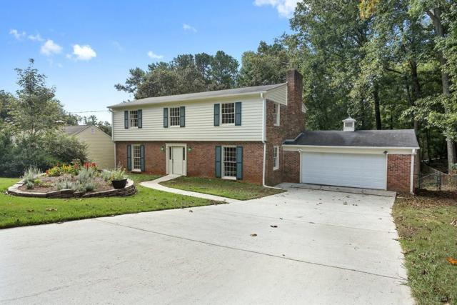125 W Spalding Drive, Sandy Springs, GA 30328 (MLS #6089309) :: Iconic Living Real Estate Professionals