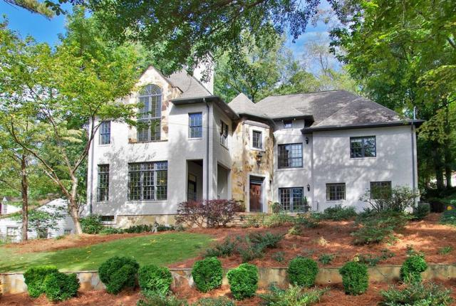 1677 Lenox Road NE, Atlanta, GA 30306 (MLS #6089323) :: Todd Lemoine Team